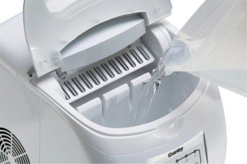 Model: DIM2500WDB   Danby Danby 2 lb Ice Maker