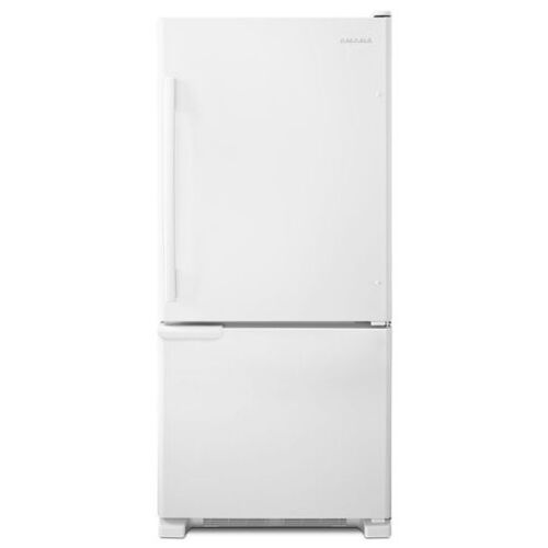 Amana 29-inch Wide Bottom-Freezer Refrigerator with Garden Fresh™ Crisper Bins -- 18 cu. ft. Capacity