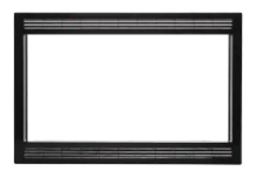 "Frigidaire Black 27"" Microwave Trim Kit"