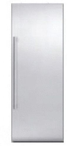 "Thermador 24"" Stainless Steel Panel for Wine Preservation - Chiseled"