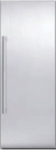 "Thermador 36"" Stainless Steel Panel Set for French Door - Chiseled"