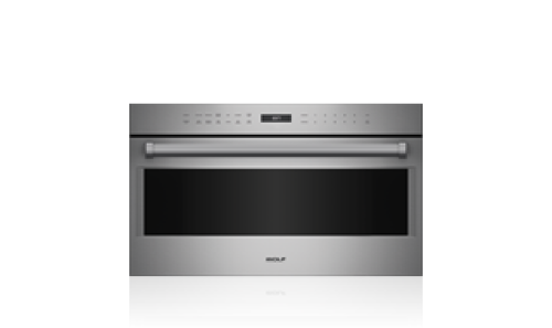 "Wolf 30"" E Series Professional Drop-Down Door Microwave Oven"