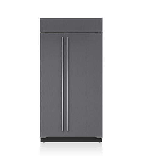 "Sub-Zero 42"" Classic Side-by-Side Refrigerator/Freezer with Internal Dispenser - Panel Ready"