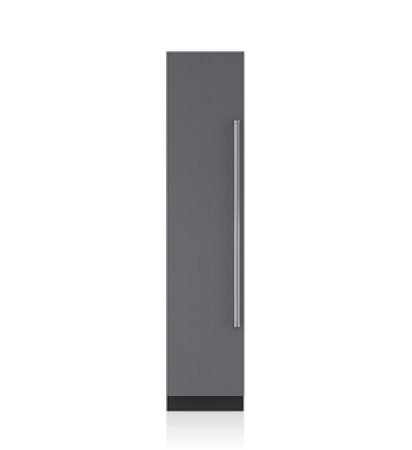 "Sub-Zero 18"" Designer Column Freezer with Ice Maker - Panel Ready"