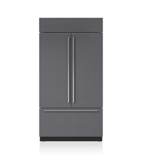 "Sub-Zero 42"" Classic French Door Refrigerator/Freezer - Panel Ready"