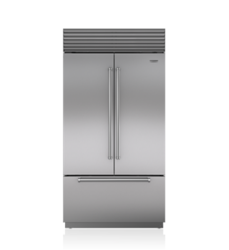 "Sub-Zero 42"" Classic French Door Refrigerator/Freezer with Internal Dispenser"