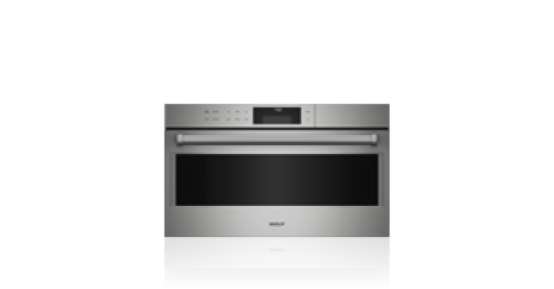 "Wolf 30"" E Series Professional Convection Steam Oven"