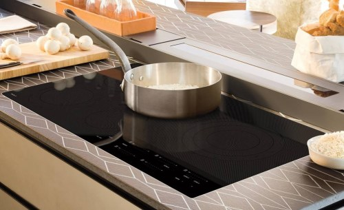 "Model: CE365C/B | Wolf 36"" Contemporary Electric Cooktop"