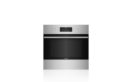 "Wolf 24"" E Series Transitional Built-In Single Oven"