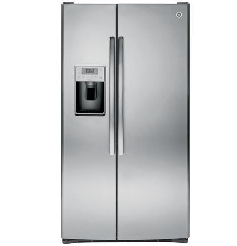 GE Profile GE Profile™ Series 28.4 Cu. Ft. Side-by-Side Refrigerator