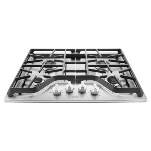 Model: MGC7430DS | Maytag 30-inch Wide Gas Cooktop with Power™ Burner