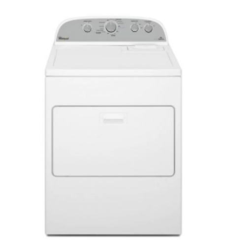 Whirlpool 7.0 cu.ft Top Load Electric Dryer with AccuDry™