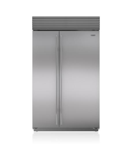 """Sub-Zero 48"""" Classic Side-by-Side Refrigerator/Freezer"""