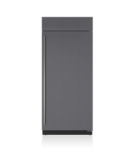 "Sub-Zero 36"" Classic Freezer - Panel Ready"