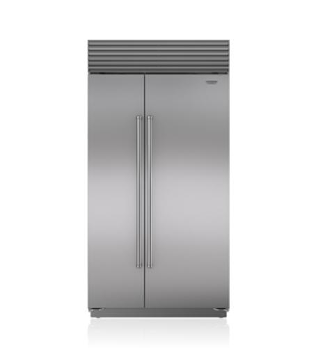 """Sub-Zero 42"""" Classic Side-by-Side Refrigerator/Freezer"""