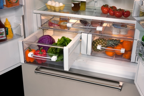 "Model: BI-42UFD/S/TH | Sub-Zero 42"" Classic French Door Refrigerator/Freezer"