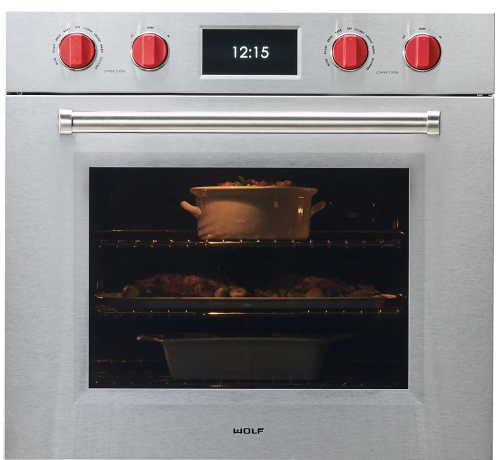 "Wolf 30"" M Series Professional Built-In Single Oven"
