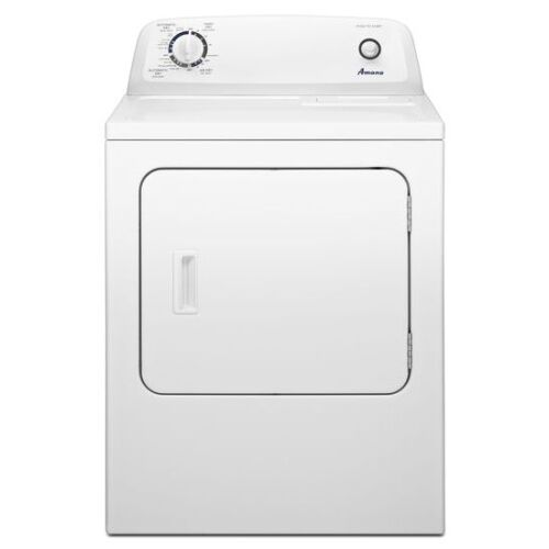 Amana 6.5 cu. ft. Gas Dryer with Wrinkle Prevent Option