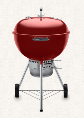 Weber ORIGINAL KETTLE PREMIUM22 INCH CHARCOAL GRILL