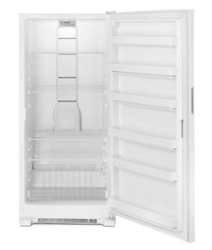 Model: MZF34X20DW | Maytag 20 cu. ft. Frost Free Upright Freezer with LED Lighting