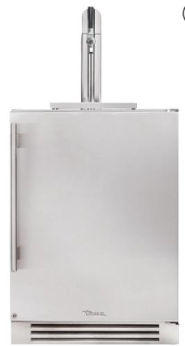 True   24 Inch Single-Tap Beverage Dispenser