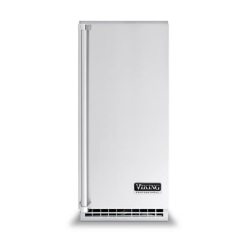 "Viking 15""W NUGGET ICE MACHINE- GRAVITY"