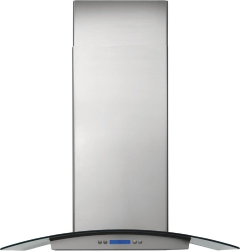 "Electrolux ICON 30"" Glass and Stainless Canopy Wall-Mount Hood"