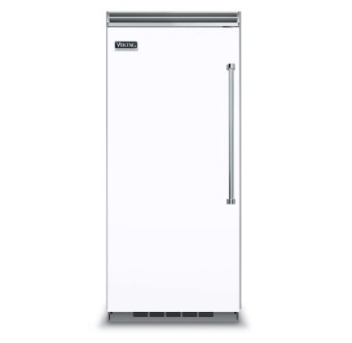"Viking 36"" ALL REFRIGERATOR LH- WH"
