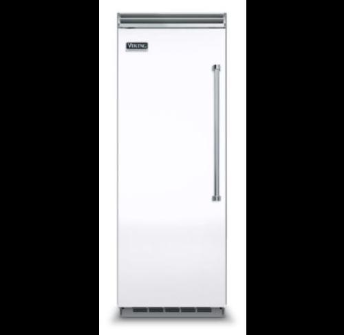 "Viking 30""W. BI All Refrigerator (LH)-White"