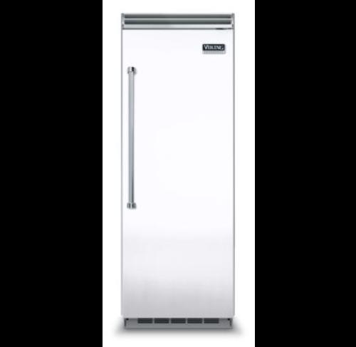 "Viking 30""W. BI All Refrigerator (RH)-White"
