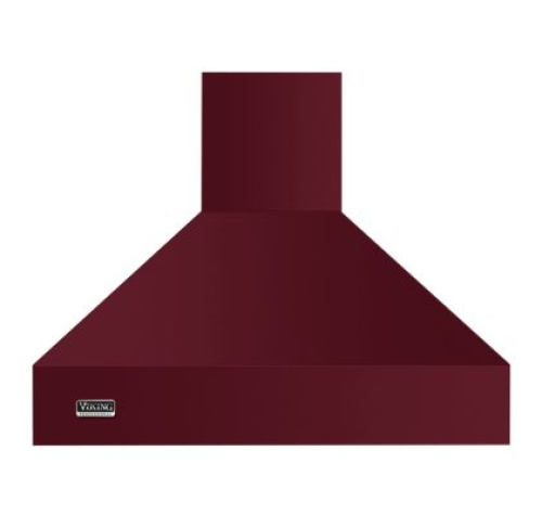 "Viking 66""W/18""H CHIMNEY ISLAND HOOD- BU"