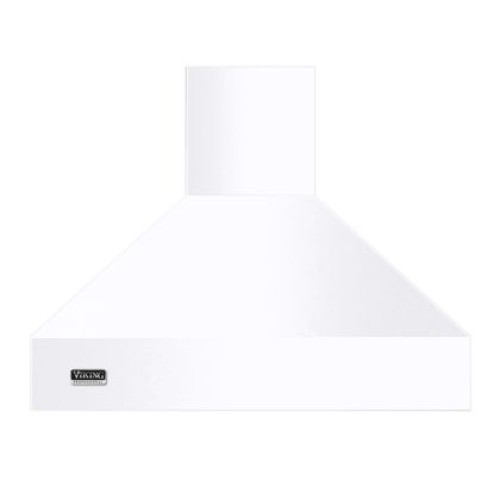 "Viking 66""W/18""H CHIMNEY ISLAND HOOD- WH"