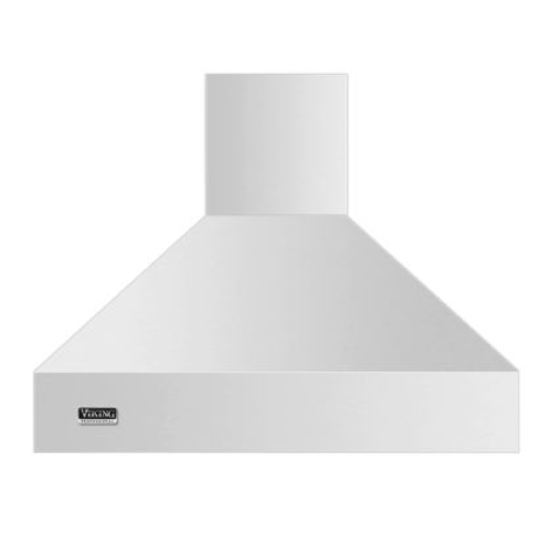 "Viking 36""W/18""H CHIMNEY ISLAND HOOD- SS"