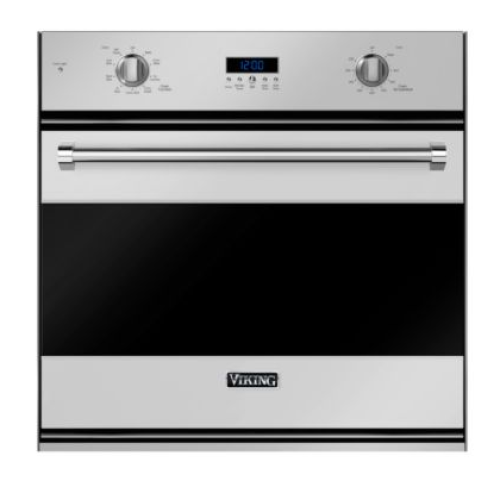 "Viking 30"" SINGLE KNOB OVEN - SS"