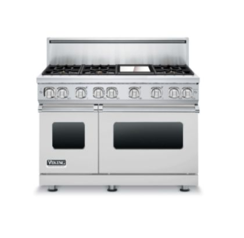 "Viking 48"" 7-SERIES GAS RANGE 6G- SS"