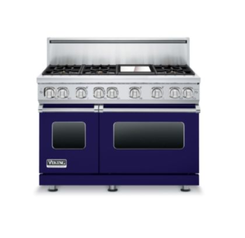 "Viking 48"" 7-SERIES GAS RANGE 6G- CB"