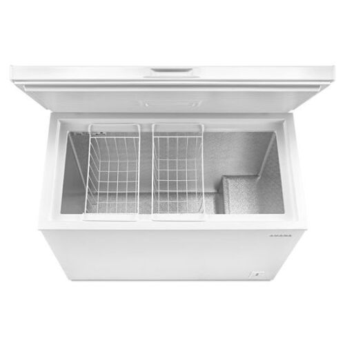 Model: AQC0902GRW | Amana 9.0 Cu. Ft. Compact Freezer with Flexible Installation