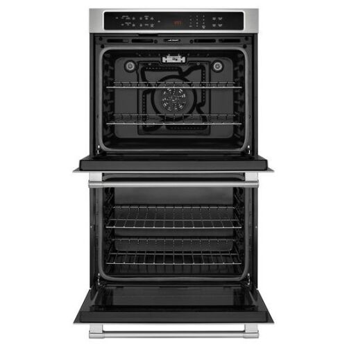 Model: MEW9630FZ | Maytag 30-Inch Wide Double Wall Oven With True Convection - 10.0 Cu. Ft.