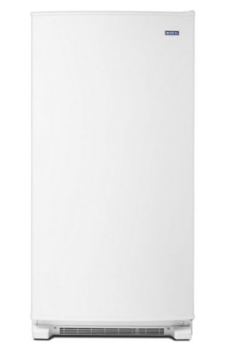 Maytag 18 cu. ft. Frost Free Upright Freezer with LED Lighting