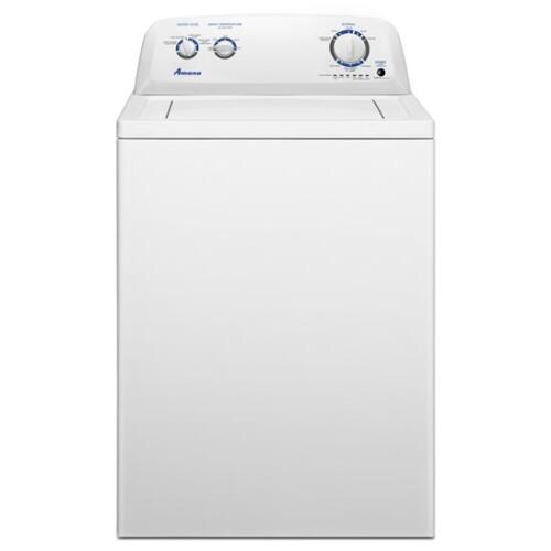 Amana 3.5 cu. ft. Top-Load Washer with Dual Action Agitator