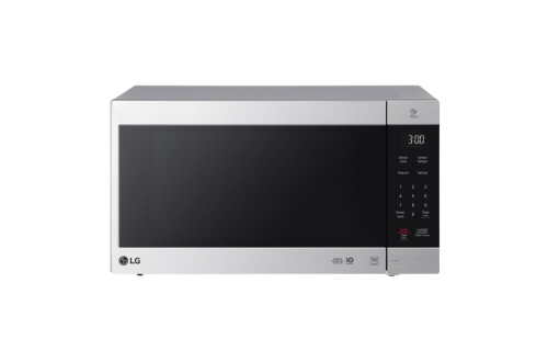 Model: LMC2075ST | LG LG  Stainless Steel Series 2.0 cu. ft. NeoChef™ Countertop Microwave with Smart Inverter and EasyClean®