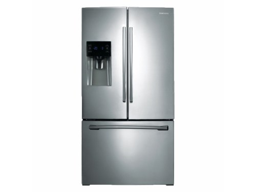 Samsung 25 cu. ft. French Door with External Water & Ice Dispenser