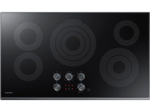 "Samsung 36"" Electric Cooktop"