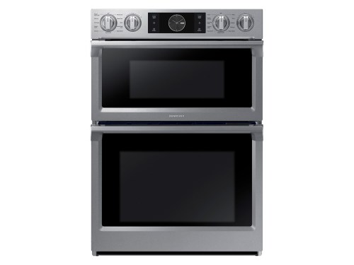 "Model: NQ70M7770DS | Samsung 30"" Microwave Combination Wall Oven with Flex Duo™"