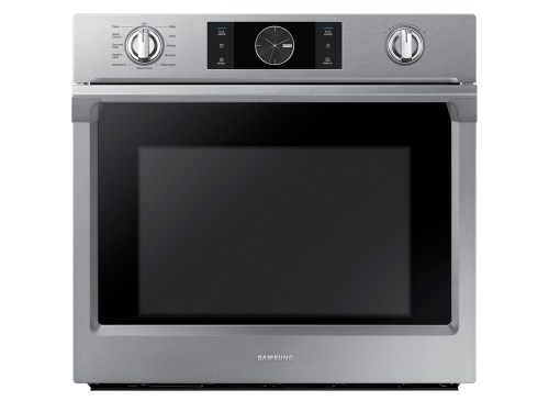 """Samsung 30"""" Single Wall Oven with Flex Duo™"""