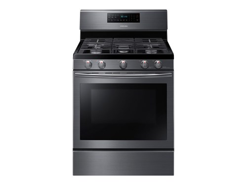 Model: NX58J5600SG | 5.8 cu. ft. Gas Range with Convection