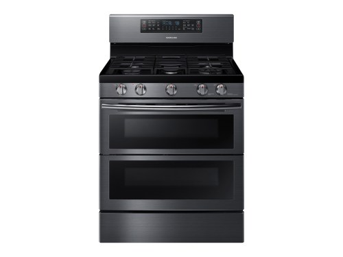 Model: NX58K7850SG | Samsung 5.8 cu. ft. Flex Duo™ with Dual Door Freestanding Gas Range