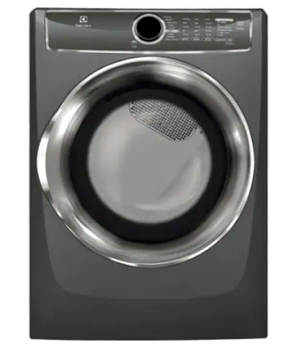 Model: EFME617STT | Electrolux Front Load Perfect Steam™ Electric Dryer with Instant Refresh and 9 cycles - 8.0 Cu. Ft.