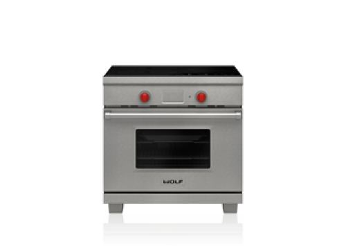 "Wolf 36"" Professional Induction Range"