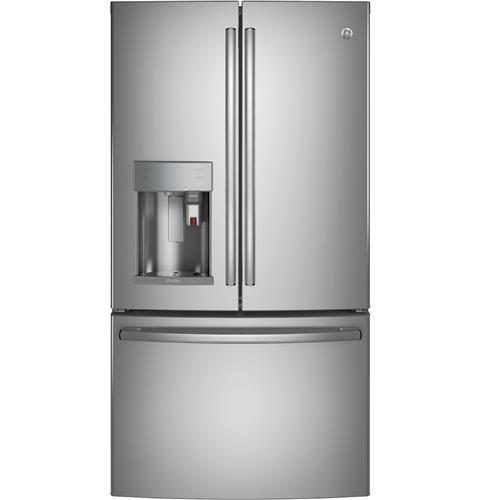 GE Profile GE Profile™ Series ENERGY STAR® 27.8 Cu. Ft. French-Door Refrigerator